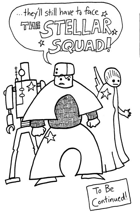 The Stellar Squad!